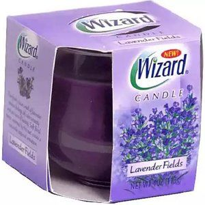 NEW Wizard Lavender Fields Candle 4 oz